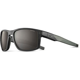 Julbo Stream Polarized 3 Solbriller Herrer, translucent black/army